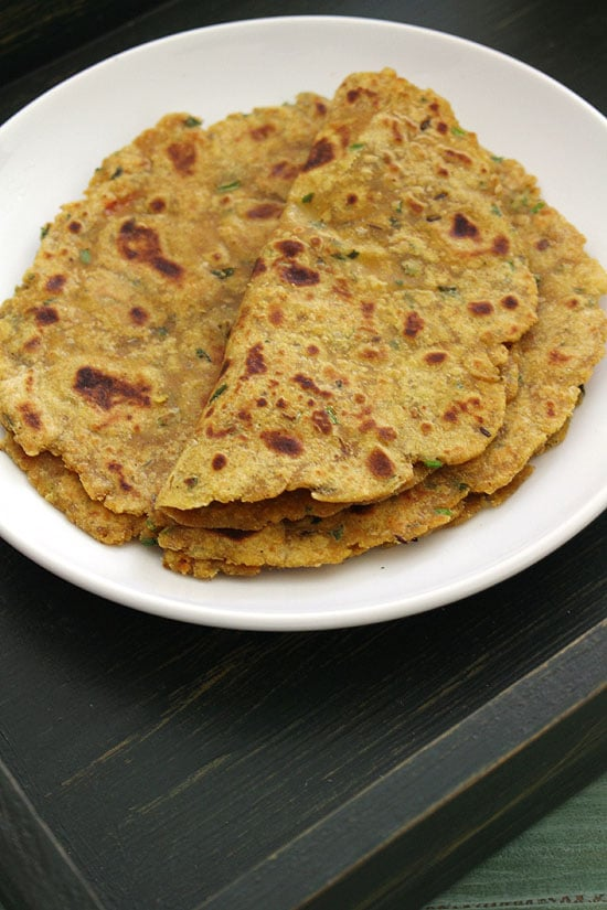 Dal paratha recipe (How to make dal paratha recipe), Leftover dal paratha