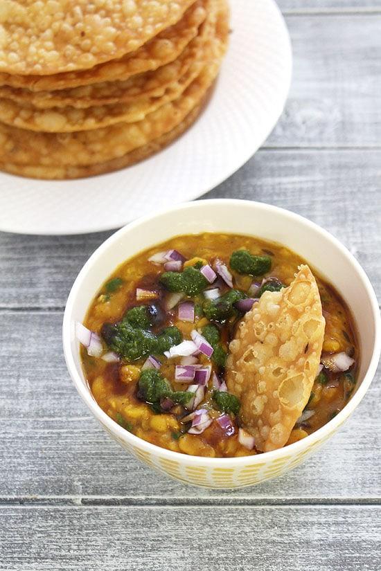 Dal Pakwan Recipe (How to make Dal Pakwan ), Sindhi Breakfast