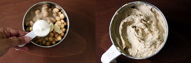 Hummus recipe (How to make hummus recipe) Homemade hummus dip recipe