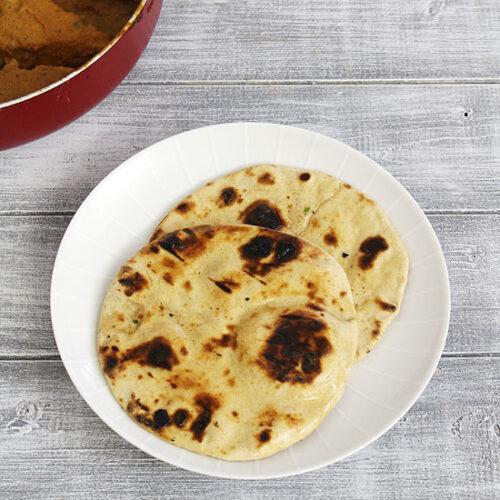 Tandoori Roti Recipe (How to make Tandoori Roti on Tawa, Stove top)