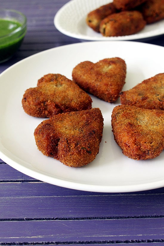 Veg cutlet recipe how to make vegetable cutlet recipe veg cutlets forumfinder Gallery