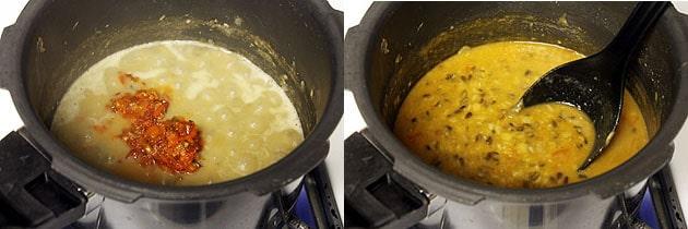 Maah Chole Ki Dal Recipe (How to make maah chole di dal recipe)
