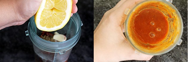Momos Chutney Recipe (Spicy Chili Garlic Sauce with Tomatoes)