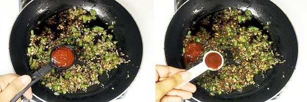 Mushroom Manchurian Recipe (How to make mushroom manchurian dry)