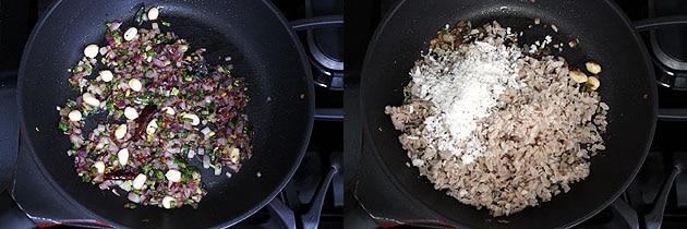 Poha Upma Recipe (Aval Upma Recipe), How to make Poha upma recipe