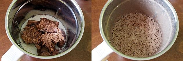 Chocolate Milkshake Recipe (Thick Chocolate Shake Recipe w/ Ice cream)