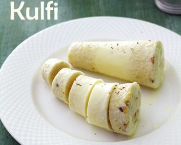 Kulfi Recipe (Instant, No Cook Kulfi Recipe with Condensed Milk)