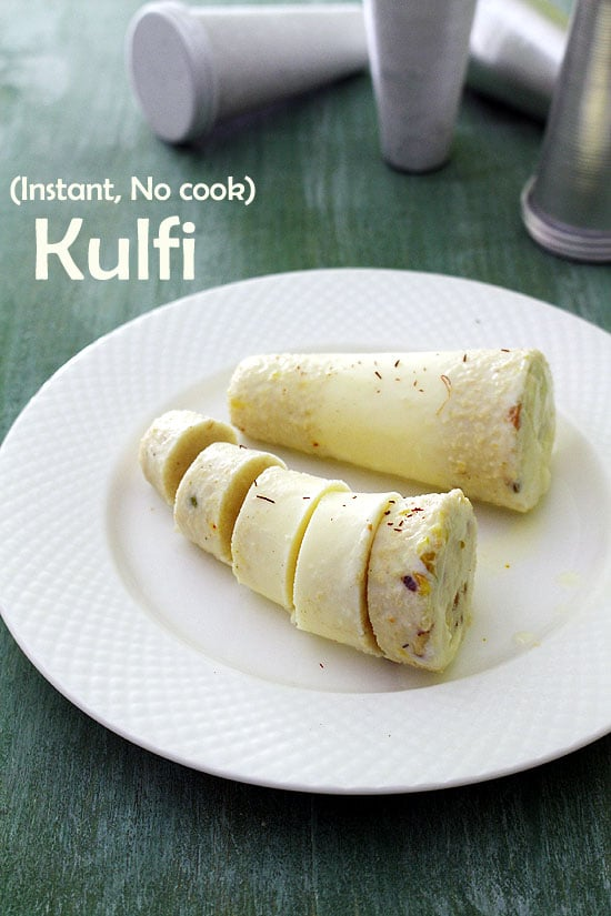 Kulfi recipe instant no cook kulfi recipe with condensed milk forumfinder Image collections