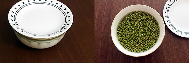 How to Sprout Mung Beans (Healthy, Homemade moong sprouts)