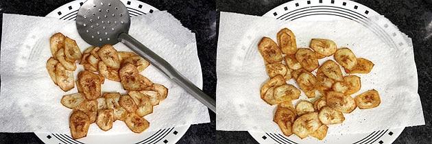 Banana Chips Recipe (How to make Banana Wafers Recipe) Plantain chips