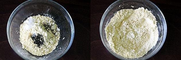 Fafda Recipe (How to make Gujarati Fafda Gathiya Recipe)