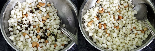 Sabudana Chivda Recipe (How to Make Sabudana Chivda)