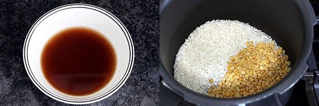 Sambar Rice Recipe (Sambar Sadam Recipe), How to make Sambar Rice