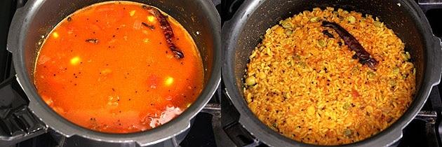 Vaghareli Khichdi Recipe (How to make Gujarati Vaghareli Khichdi)
