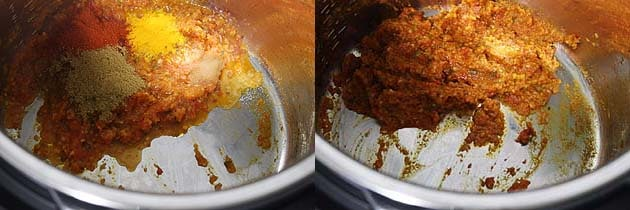 Instant Pot Black Eyed Peas Curry Recipe (Lobia Masala)