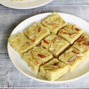 Lauki Barfi Recipe (How to make Lauki Burfi Recipe)