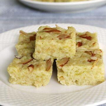 Lauki Barfi Recipe (How to make Lauki Burfi Recipe)