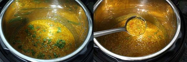 Instant Pot Dal Fry Recipe (15 Minutes Yellow Dal Fry Recipe in IP)