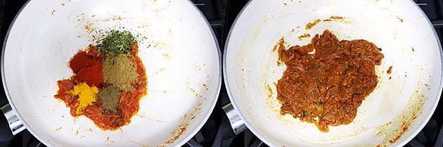 Baby Potato Biryani Recipe (How to make Dum Aloo Biryani)