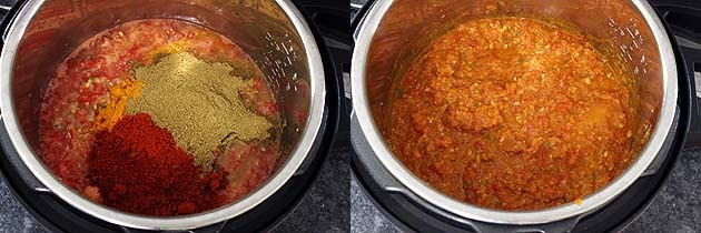 Instant Pot Onion Tomato Masala (Basic Indian Curry Paste)
