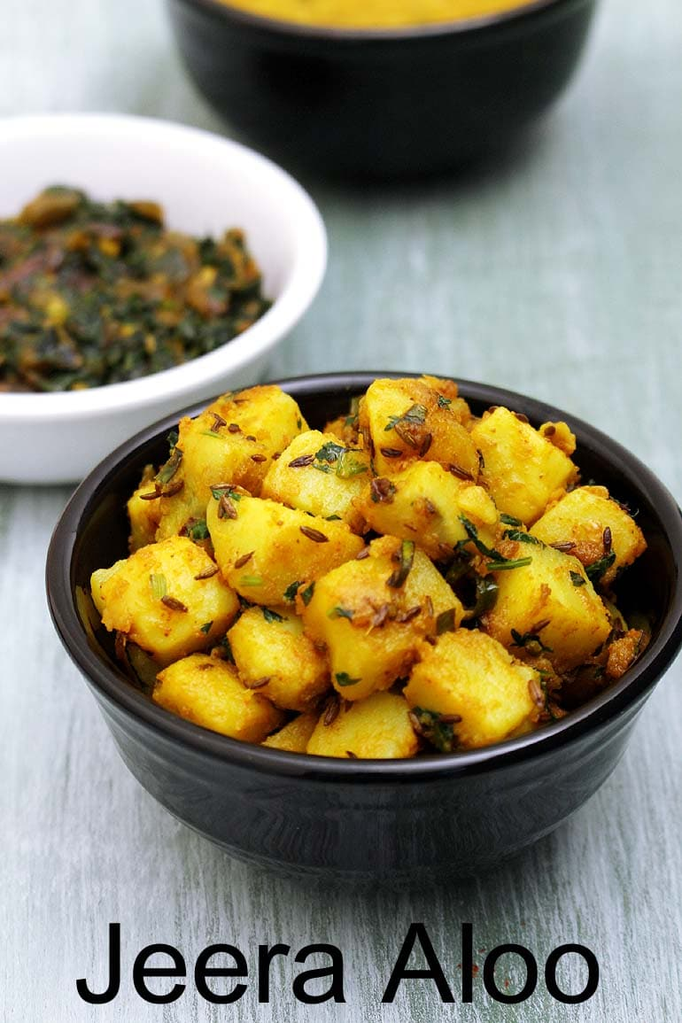 Jeera Aloo Recipe (How to make Jeera Aloo Sabji Recipe)