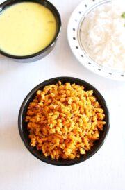 Sookhi Moong Dal Recipe (Dry Moong Dal)