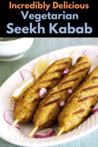 Veg Kabab Recipe (Incredibly Delicious Veg Seekh Kabab Recipe)