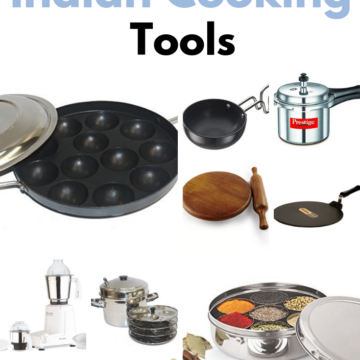 Essential Indian Cooking Equipment