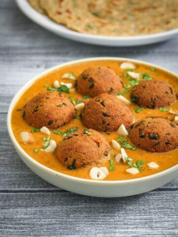 Paneer Kofta Recipe (How to make Paneer Kofta Curry)