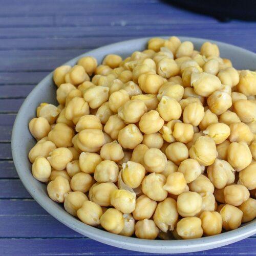 cook chickpeas in instant pot
