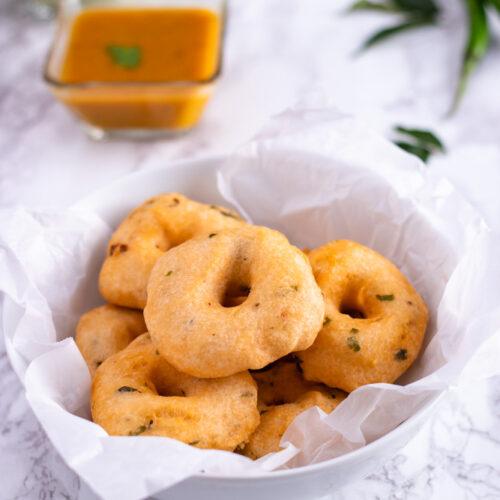 How to make medu vada recipe