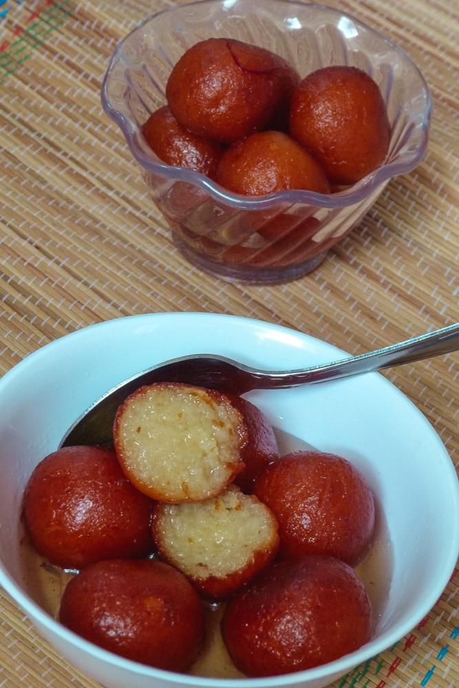 gulab jamun recipe (soft, melt in you mouth)