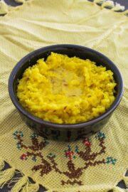 How to make moong dal khichdi