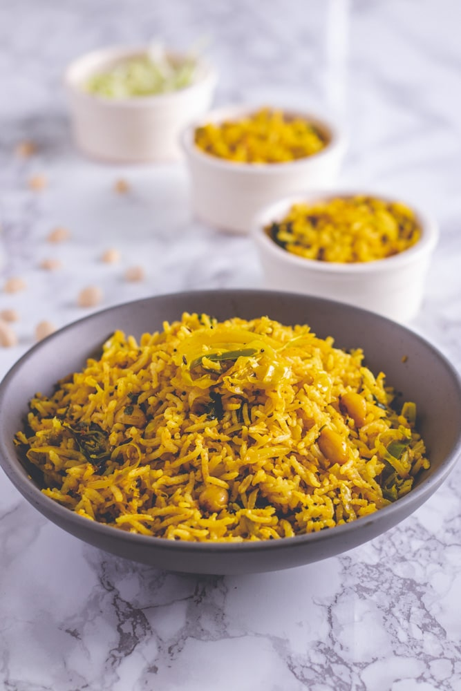 Cabbage Rice Recipe Indian Cabbage Pulao Spice Up The Curry
