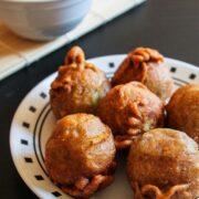 how to make farali batata vada