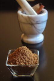 homemade garam masala powder