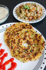 Sabudana Thalipeeth Recipe (for Vrat, Fast)