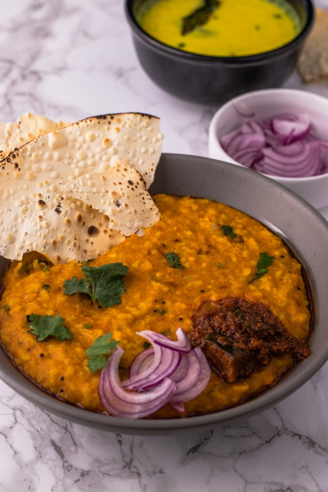Instant pot Masala Khichdi Recipe