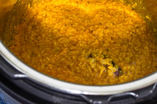How To Cook Khichdi In Instant Pot