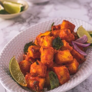 How to make paneer 65