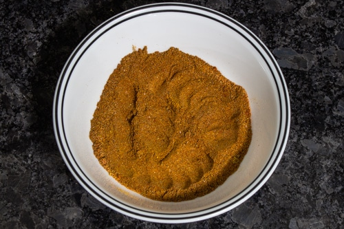 homemade frankie masala