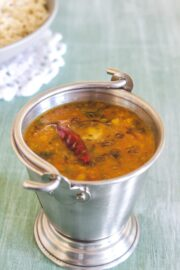 Instant pot dal tadka recipe