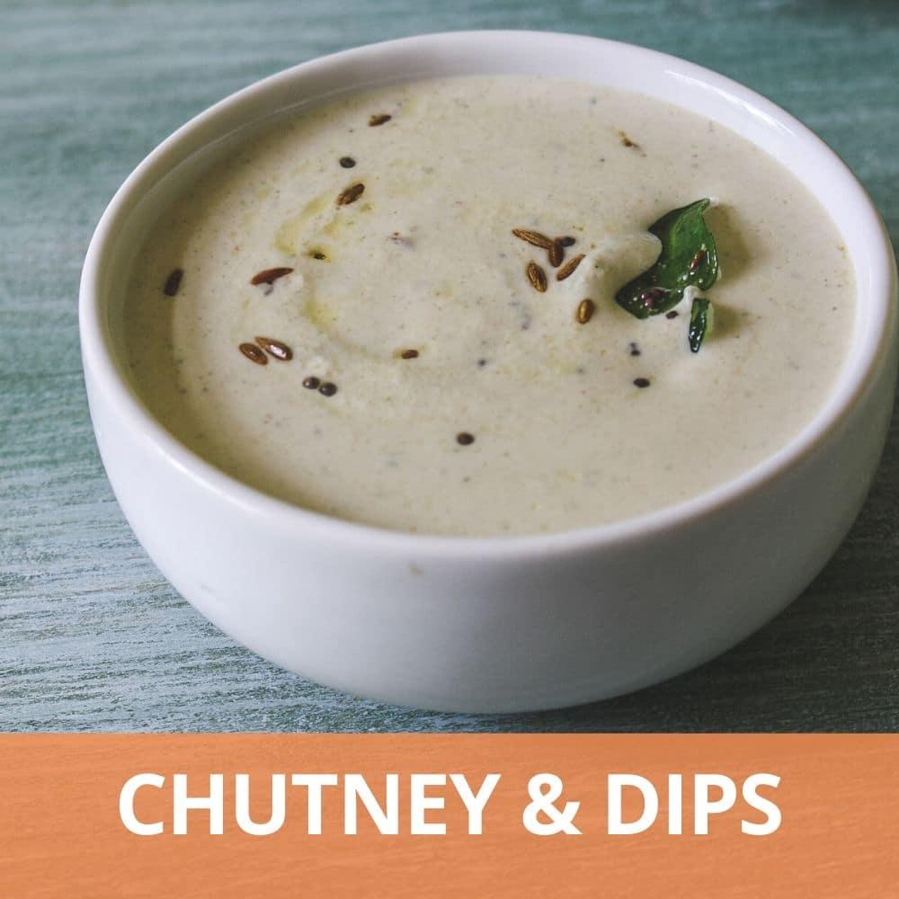 Chutney recipes (Dipping sauces)
