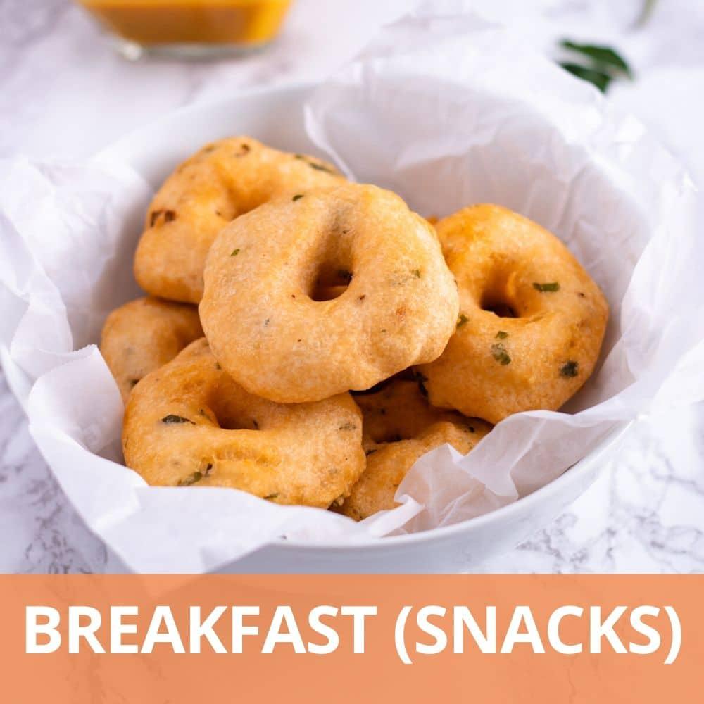 Breakfasts & Snacks