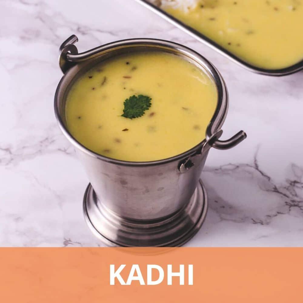Kadhi Recipes