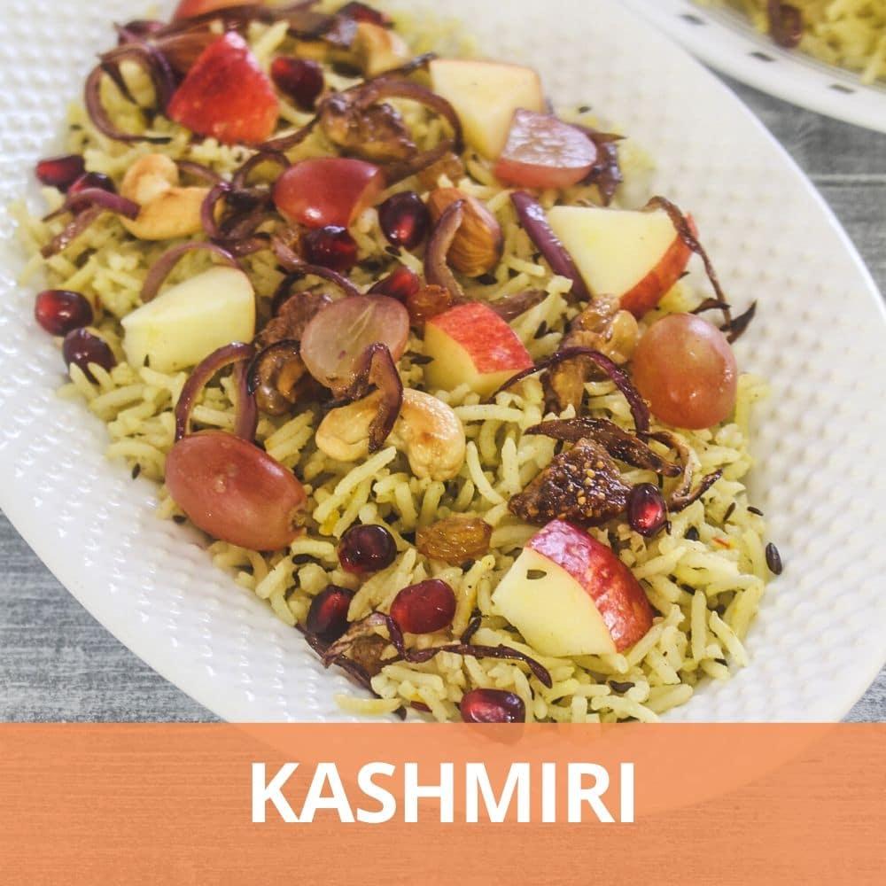 Kashmiri Recipes