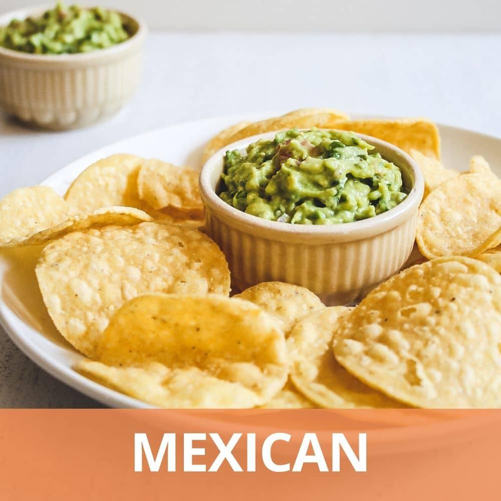 Mexican Fusion
