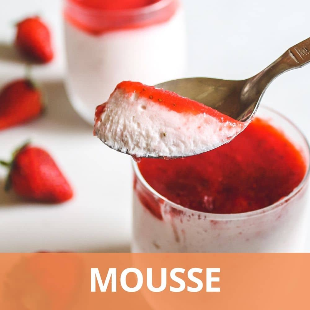 Mousses/Puddings