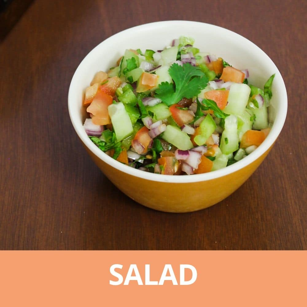 Salad, Kachumber recipes