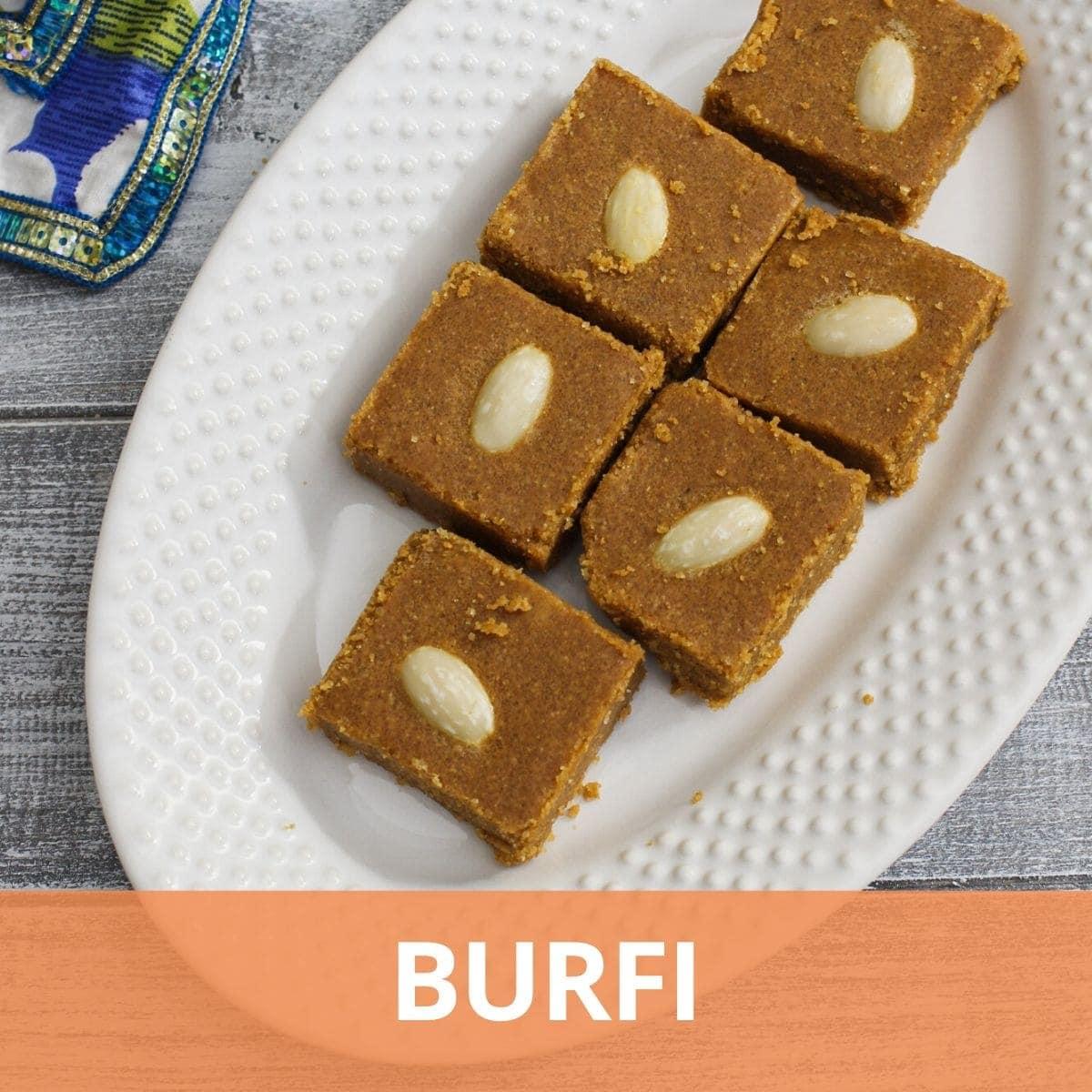 Barfi Recipes